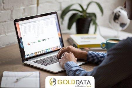 Formatlanmış Bilgisayardan Veri Kurtarma