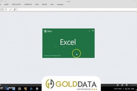 Silinmiş Excel Dosyası Kurtarma